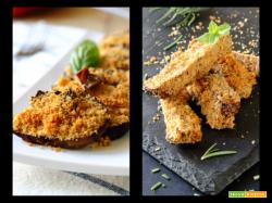Melanzane gratinate, due ricette super buone