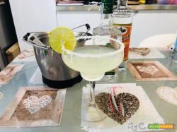 Margarita mixato con la mini ciotola del Companion Moulinex