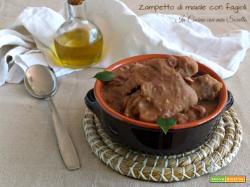 Zampetto di maiale con fagioli – ricetta tradizionale umbra