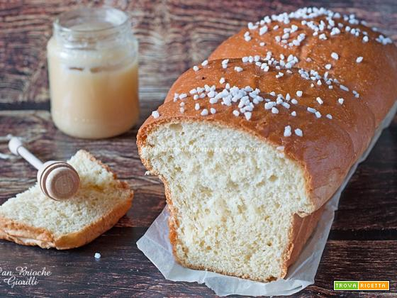 Pan brioche di Giorilli soffice