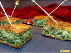 Frittata al forno con cicorie – verdura amica del fegato
