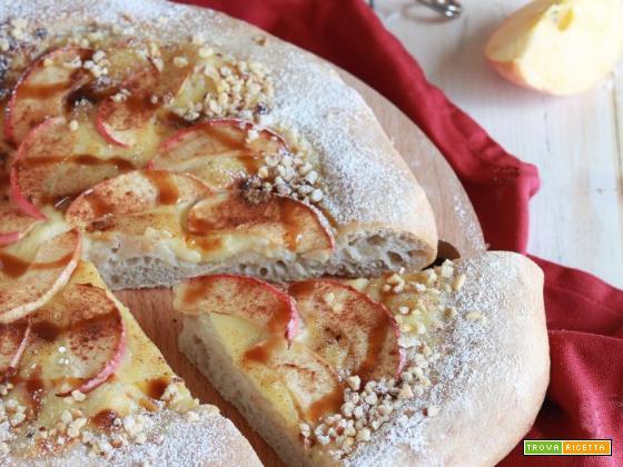 """Pizza Dolce """"Torta di Mele"""""""