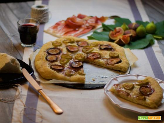 Pizza e fichi