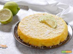 """Torta al cocco e limone """"impossibile"""""""