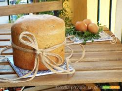 Pan brioche al prezzemolo