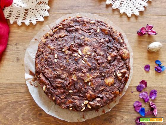 Torta dietetica: Torta paesana senza zucchero