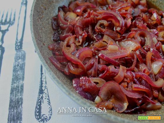 Cipolle di Tropea caramellate