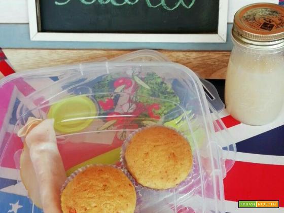 backtoschool: un pranzo colorato!