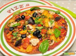 Diversamente farinata, diversamente pizza gluten free