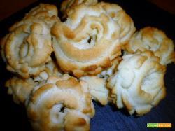 Ricetta – Biscotti alla margarina