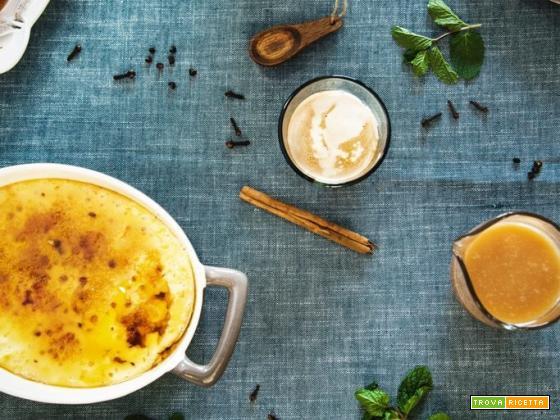 Crema catalana – la ricetta rivisitata senza lattosio