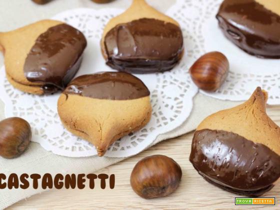 A tutta Castagna – seconda parte – Biscotti e Crostate