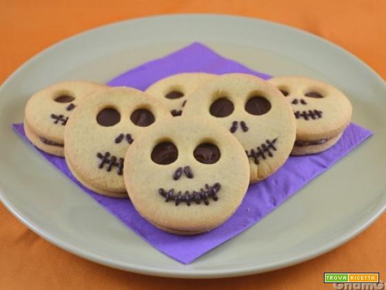 Idee Biscotti per Halloween