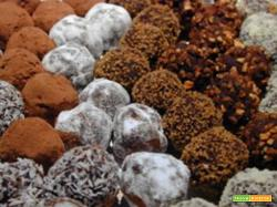 Cioccolatini con canditi