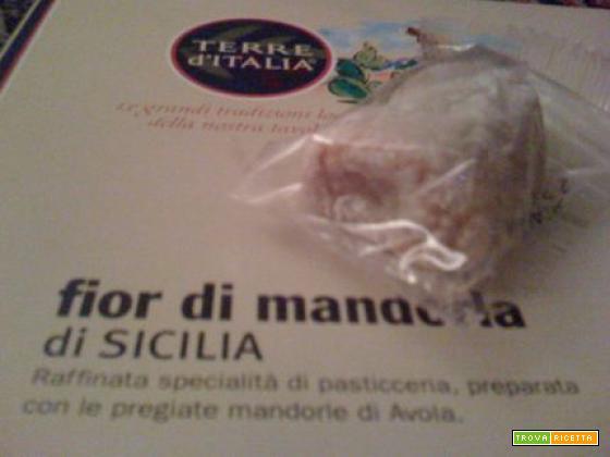 Fior di Mandorla di Sicilia