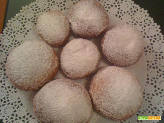 La video ricetta dei krapfen del Lanfranco