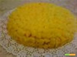 Mimosa di Pasqua: ricetta