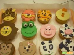 La ricetta dei cupcake con alcuni esempi by Elisa