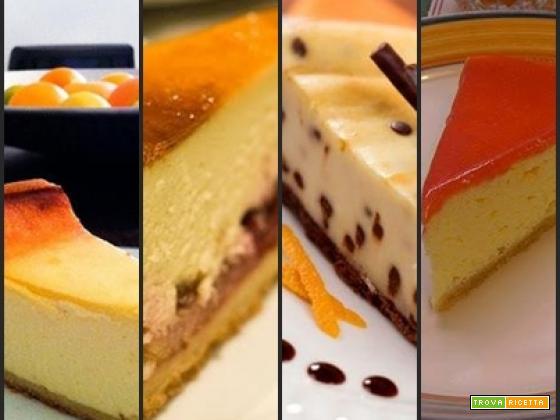 Cheesecake ricetta, storia e foto