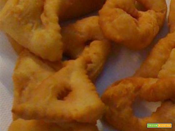 Frappe di carnevale, al ricetta dell'ex pasticcere