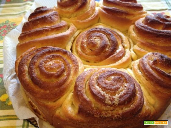 Ricetta torta delle rose di Ilenia
