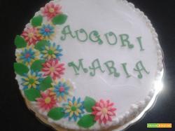 Ricetta torta compleanno di Carmela