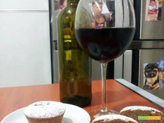 Ricetta Torta Soffice al vino Primitivo