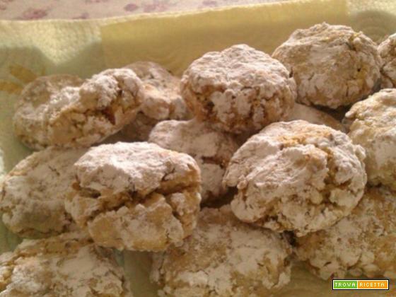 La ricetta dei biscotti alle mandorle di Paola