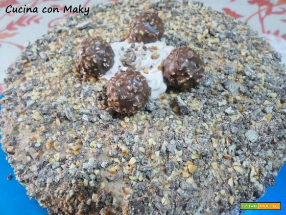 Ricetta torta Ferrero Rocher di Maky