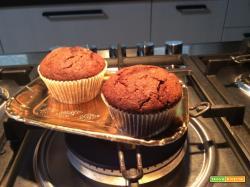 La ricetta dei Muffin al cioccolato by ExPasticcere