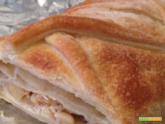 Ricetta dello strudel di mele by ExPasticcere