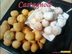 Ricetta Castagnole