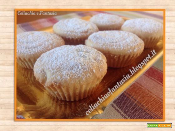 Ricetta Muffin con Frolla Montata di Katiuscia