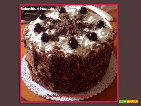 Ricetta torta Foresta Incantata