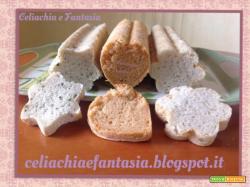 Pane per tartine per celiaci