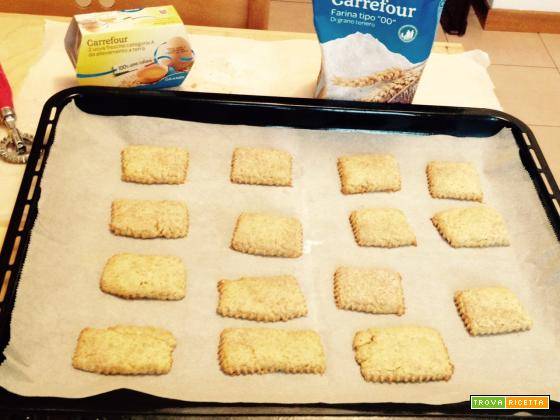 Ricetta Biscotti senza burro by Expasticcere
