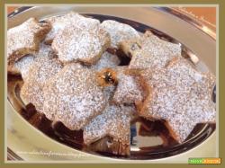 Ricetta Biscotti di riso, cocco e cioccolato senza glutine