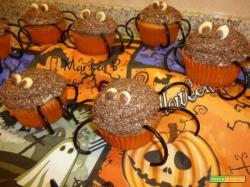 Ricetta Cupcakes Ragno per Halloween