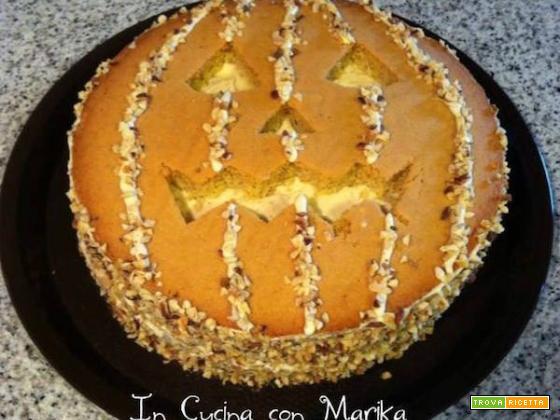 Ricetta Zucca dolce per Halloween