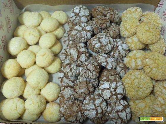 Ricetta Biscotti Screpolati