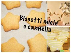 Biscotti Miele e Cannella la video ricetta by YouDolci