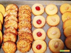 Ricetta Biscotti di Pasta Frolla By ExPasticcere