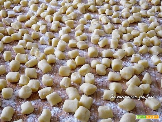 Come fare gli gnocchi di patate la mia ricetta infallibile