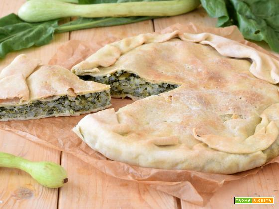 Torta Verde del Ponente Ligure