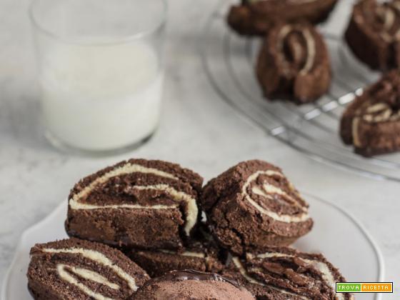 Girelle alla Nutella (ricetta Motta)
