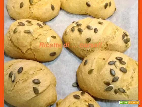 Pane d'autunno speziato e croccante