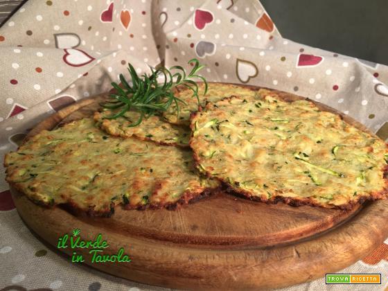 Rosti light al forno con zucchine e patate