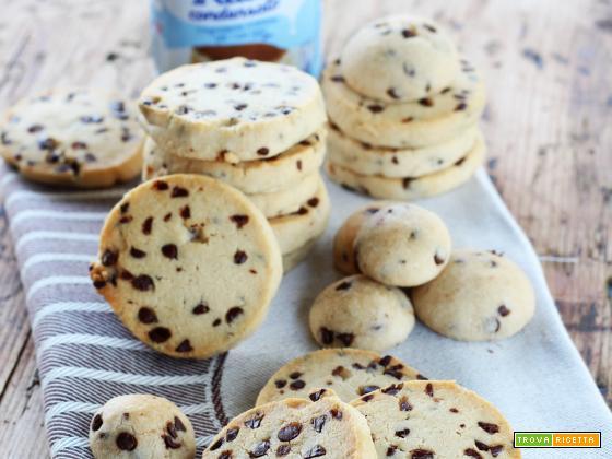 Biscotti al Latte Condensato