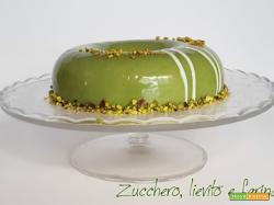 Torta pistacchio e panna – Ricetta Maurizio Santin