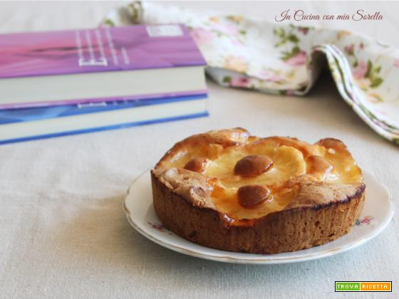Torta all'ananas al microonde – pronta in 15 minuti